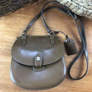 Dooney & Bourke Crossbody Leather Bag